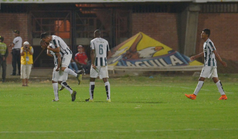 Cúcuta cae ante Nacional en su último partido en la A
