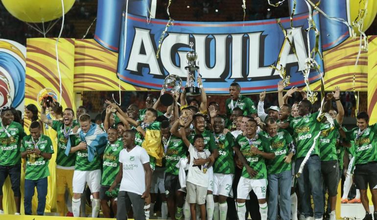 Así se jugarán la Liga, Copa y Torneo Águila en el 2016