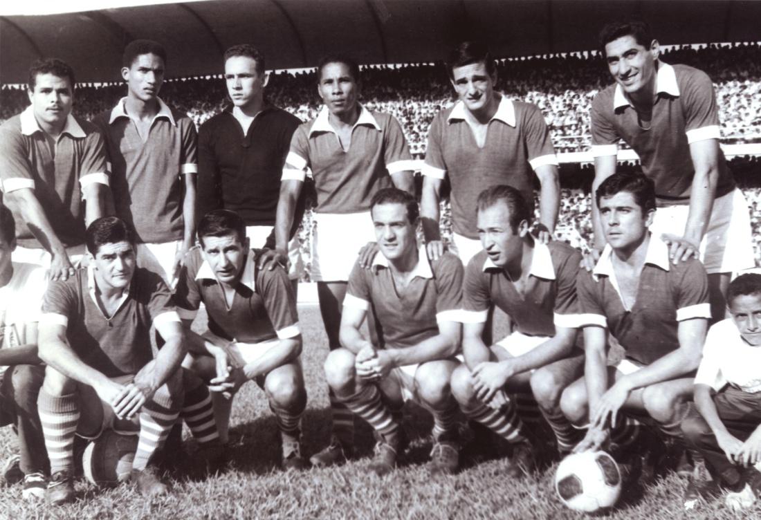 El Atlético Nacional de 1965