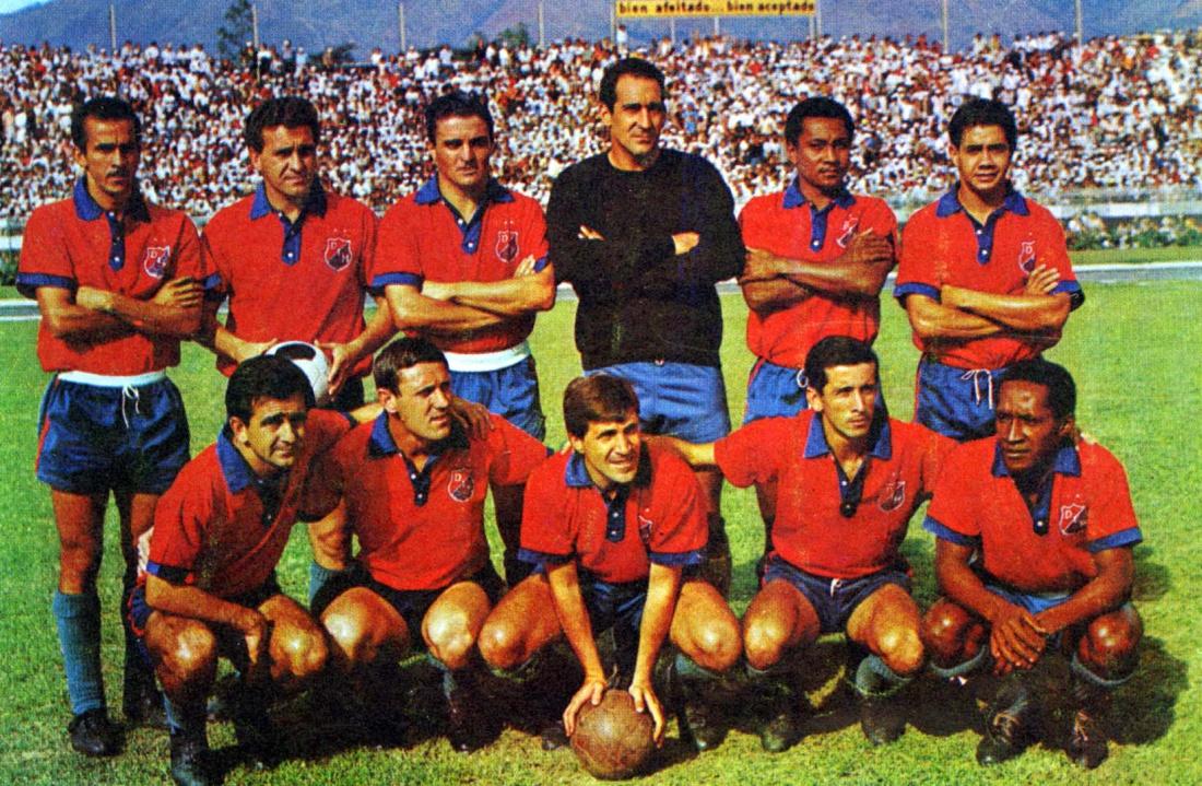 El Independiente Medellín de 1965