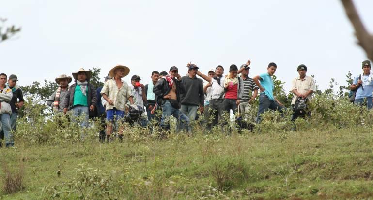 Ley de restitucion de Tierras Corte Constitucional Gobierno Nacional: Gobierno tiene seis meses para crear un plan estratégico de restitución de tierras