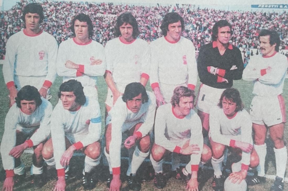 El Huracán, campeón de 1973