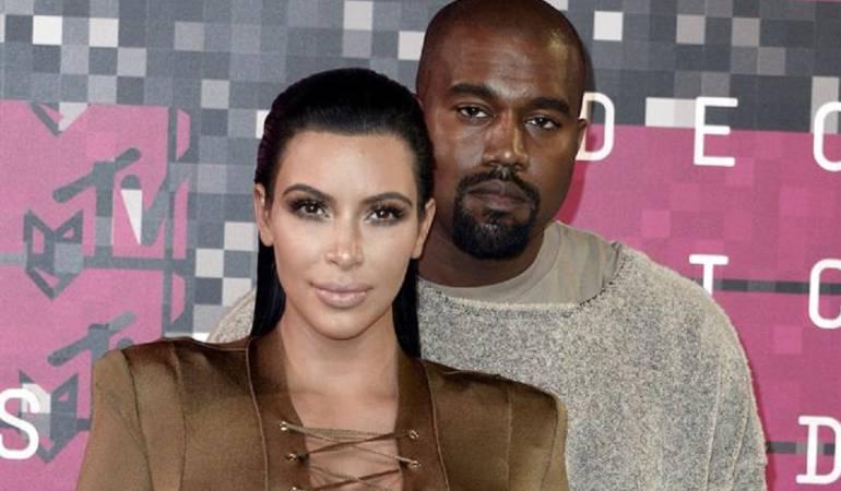 Kim Kardashian y Kanye West anuncian el nacimiento de su segundo hijo