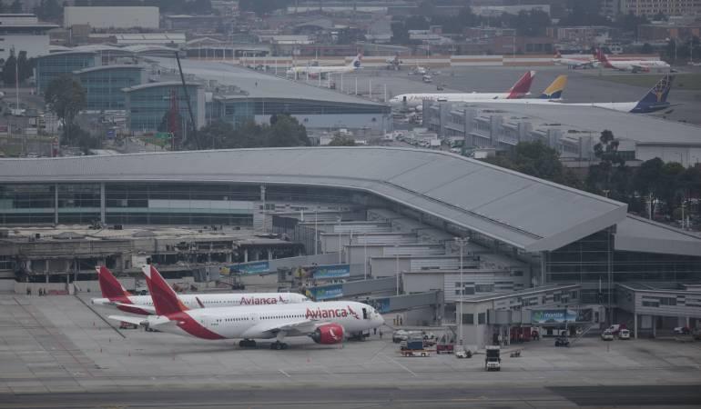 En firme condena a Aerocivil por desviación del río Bogotá