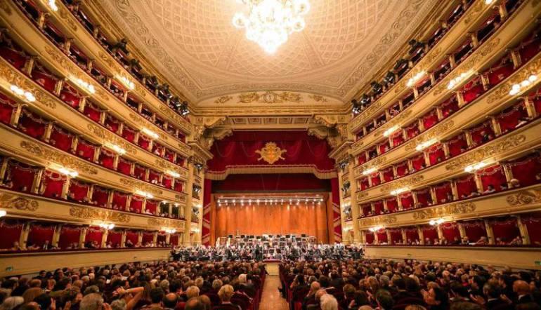 La Scala de Milán inaugura su temporada rodeada de medidas de seguridad