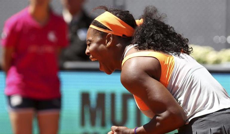 Serena Williams, nombrada jugadora del año