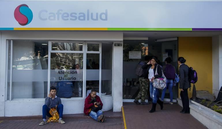Gobierno anunció dos nombramientos para la junta directiva de Cafesalud