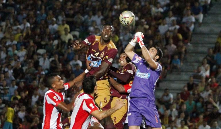 Junior Tolima semifinal Liga Águila: Junior, a sellar su clasificación en el Metro y Tolima a remontar