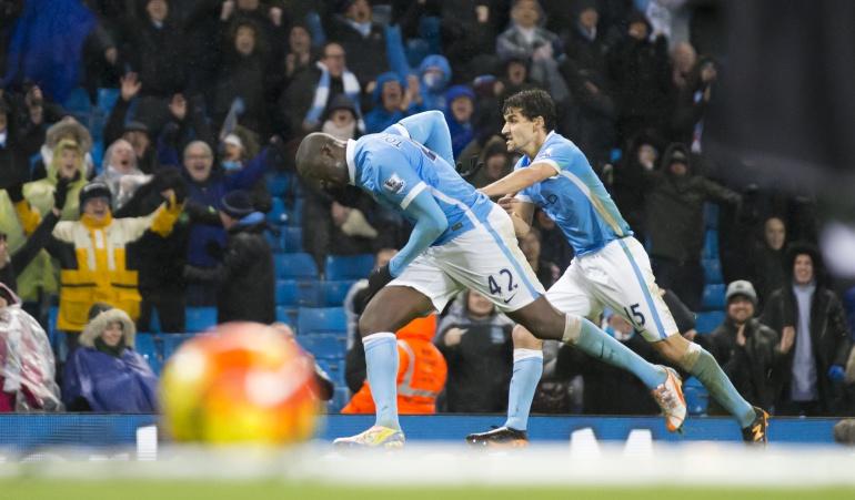 El City asalta el liderato a la espera del Leicester-Chelsea