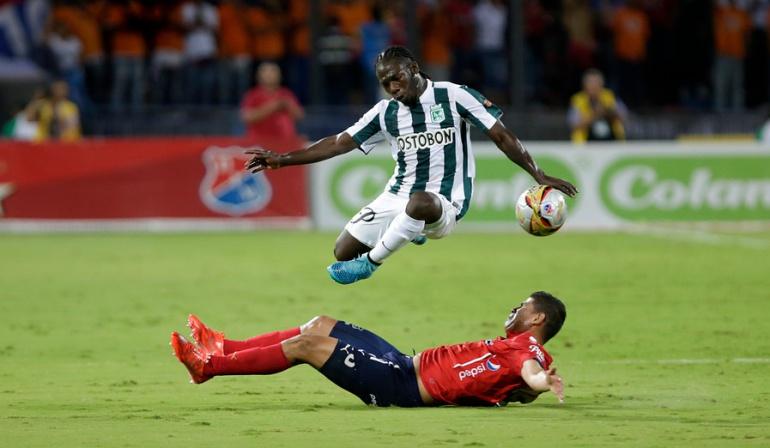 Nacional ganó el clásico y clasificó a la final de la Liga