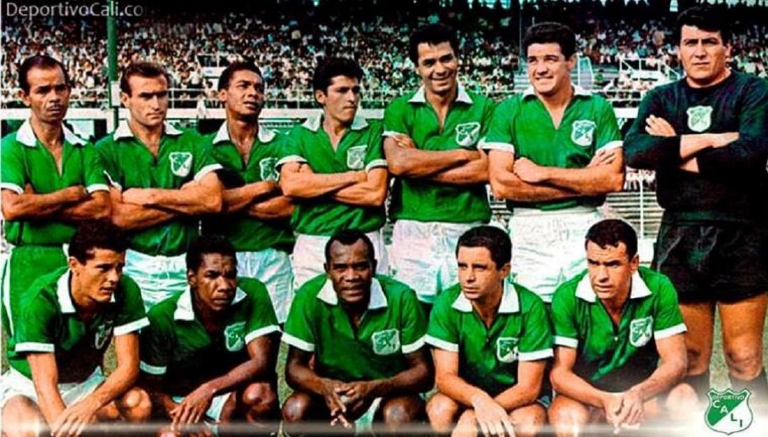 El Deportivo Cali, campeón en 1965