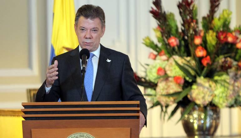 Proceso de paz con las Farc: Estamos listos para firmar cese al fuego bilateral y definitivo ya: Santos