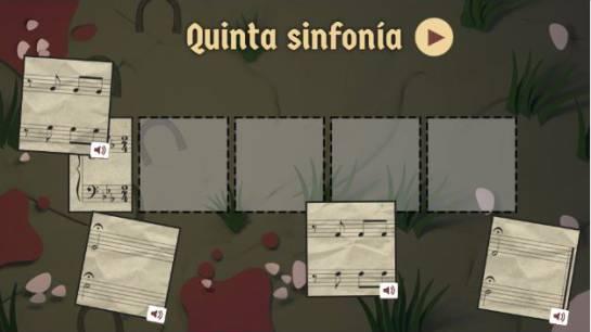 Google rinde homenaje a Beethoven con un doodle interactivo