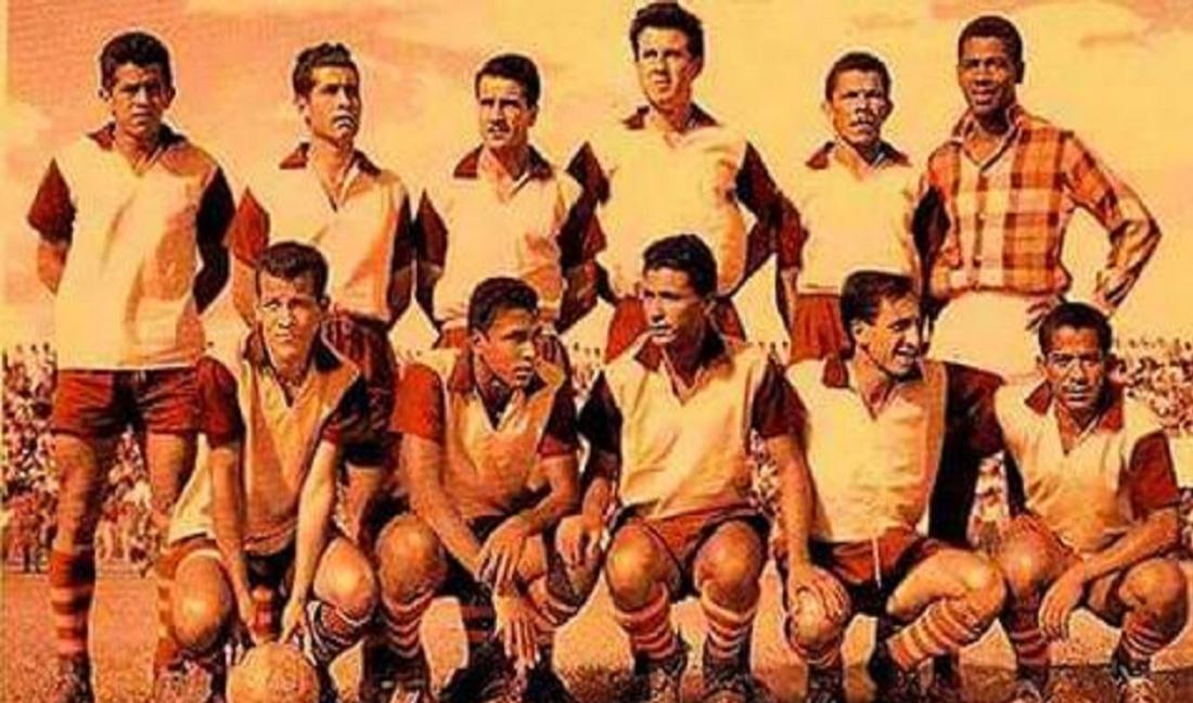 Deportes Tolima 1961 El Pulso del Fútbol: El Deportes Tolima de 1961 en El Pulso del Fútbol