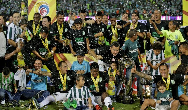 ¡Nacional, el más veces campeón!
