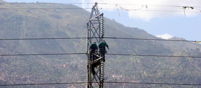 Foto (Archivo) Energía Eléctrica