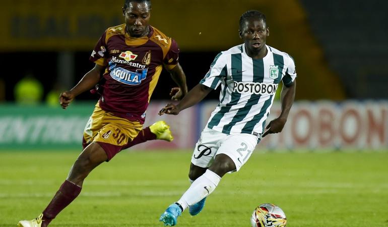 Chará no jugará en Nacional 2016: Yimmi Chará no continuará en Nacional en el 2016