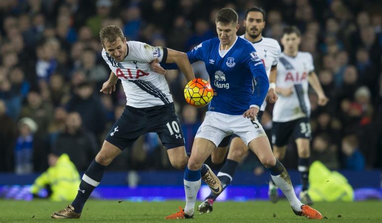 Everton empata Tottenham: Tottenham igualó 1-1 con Everton y cortó una racha de tres victorias al hilo
