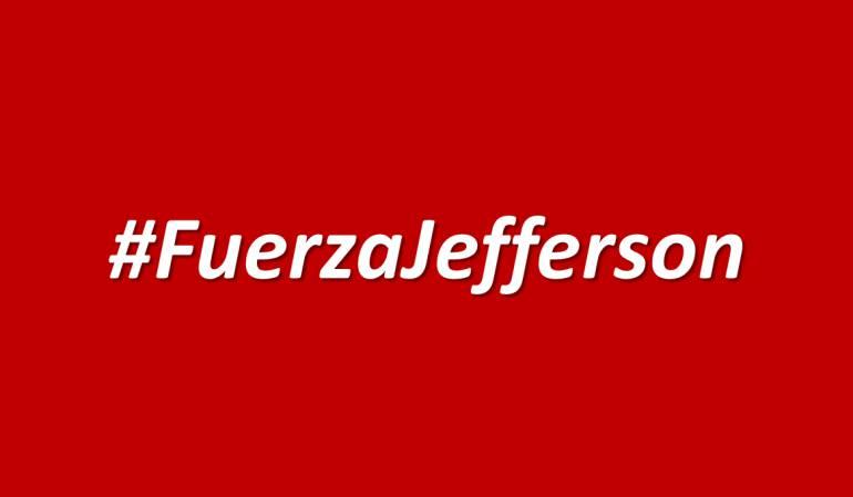 Usuarios de redes sociales se solidarizan con el futbolista Jefferson Herrera
