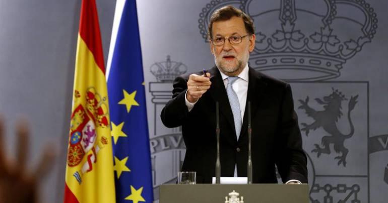 Rajoy subraya que desea un acuerdo de Gobierno con socialistas y liberales