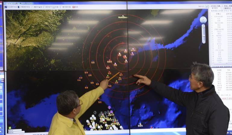 """Corea del Norte purebas nucleares: Colombia """"condena enérgicamente"""" pruebas nucleares de Corea del Norte"""