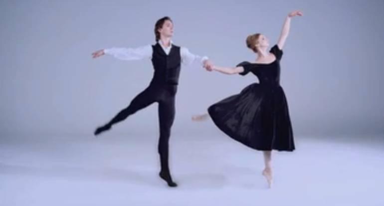 """""""La dama de las camelias"""", del ballet Bolshoi, será proyectada en Colombia"""