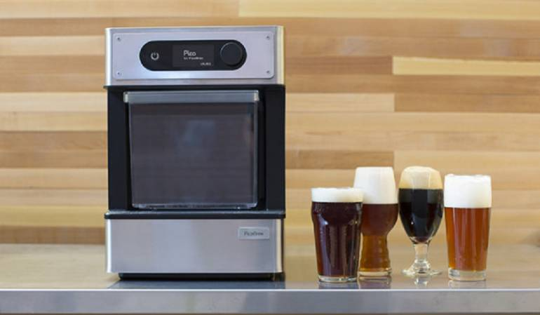CES 2016: PicoBrew presenta máquina para producir cerveza en casa