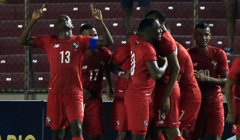 Panamá Copa América Centenario: Panamá golea a Cuba y logra su pase a la Copa América Centenario