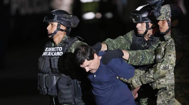 """La Casa Blanca dice que acercamiento de Penn a """"El Chapo"""" plantea muchas dudas"""