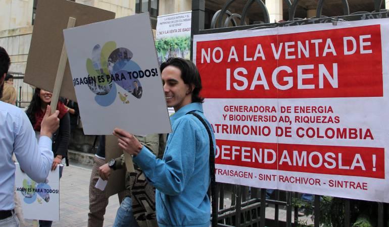 Venta de Isagen: Partidos alistan nueva moción de censura a MinHacienda por venta de Isagen