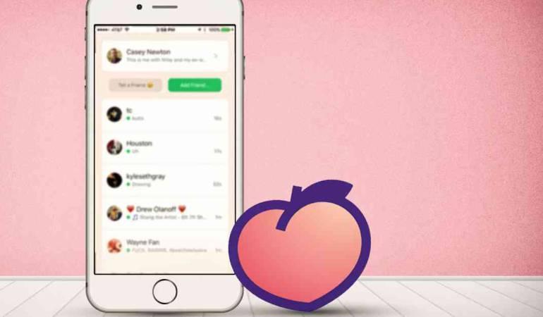 ¿Qué es Peach? La app que está generando sensación en la red