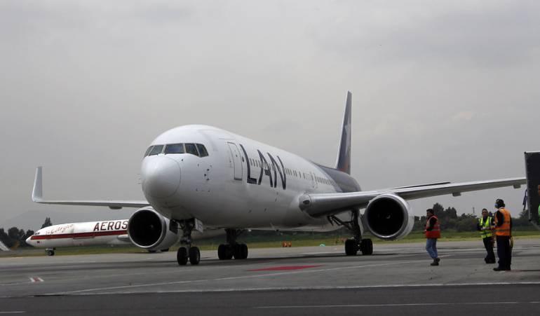 Huelga pilotos LAN Buenos Aires: Huelga de pilotos de LAN deja a cientos de pasajeros varados en Buenos Aires