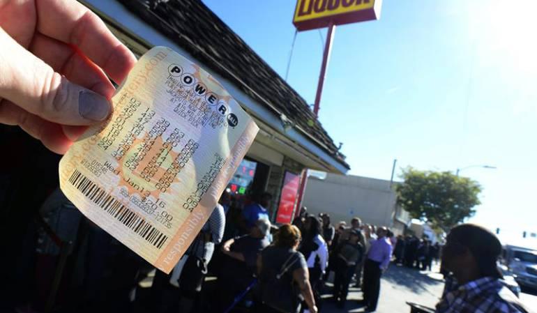 Furor en EE.UU. por lotería con bote récord de 1.500 millones de dólares