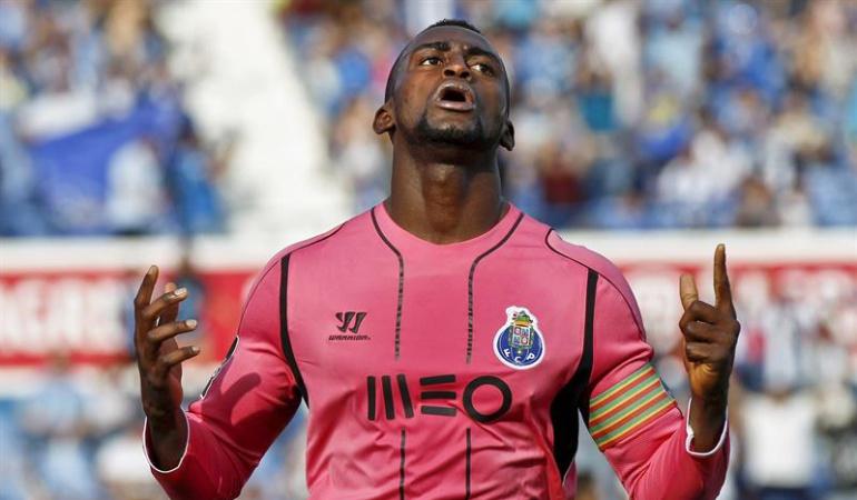 Jackson Martínez: En Portugal extrañan los goles de Jackson Martínez