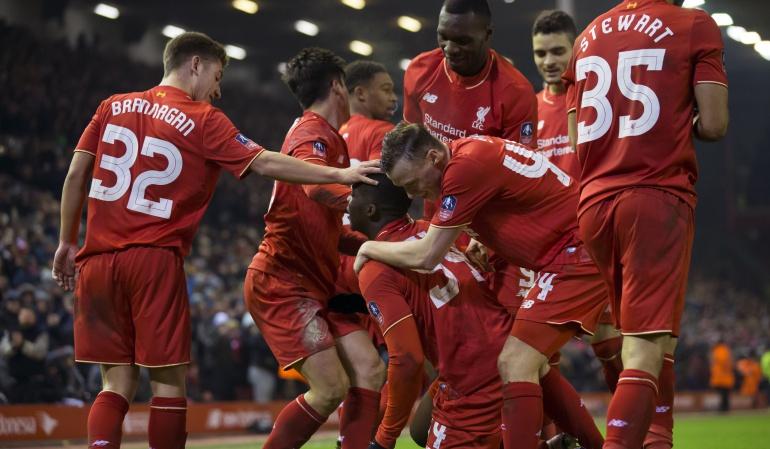 FA Cup: Liverpool y Tottenham cumplen y avanzan en la FA Cup