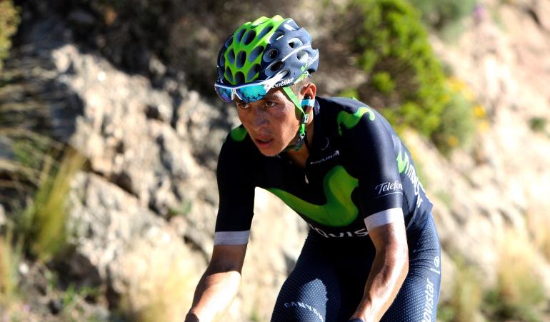 Sexta etapa Tour de San Luis: Miguel Ángel López gana la sexta etapa del Tour de San Luis; Dayer es el nuevo líder