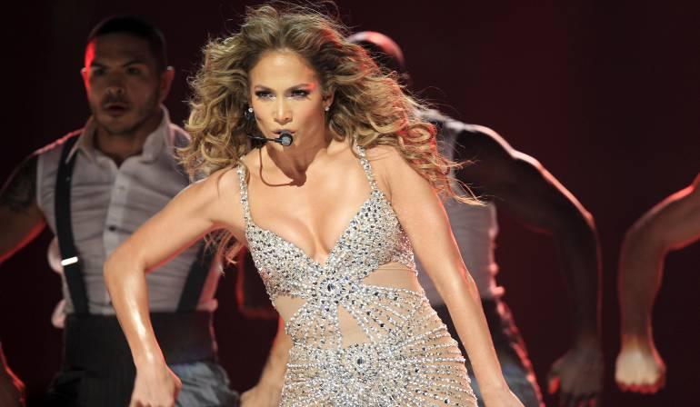 Jennifer López muestra la cola, incidente Jennifer López en Las Vegas: Jennifer López muestra sus atributos durante espectáculo en Las Vegas