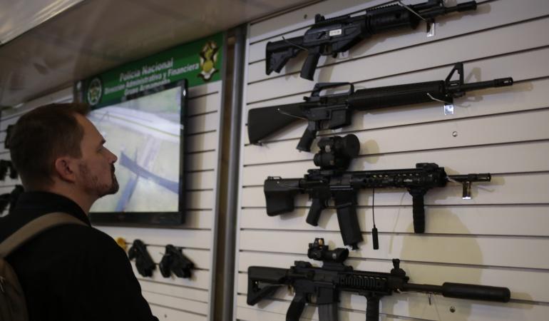 Robo armas Santa Marta: Fiscalía abrió investigación por robo de armas en Santa Marta