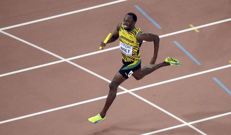 """Usain Bolt Juegos Olímpicos Río: Usain Bolt quiere ser """"uno de los mayores deportistas de todos los tiempos"""""""