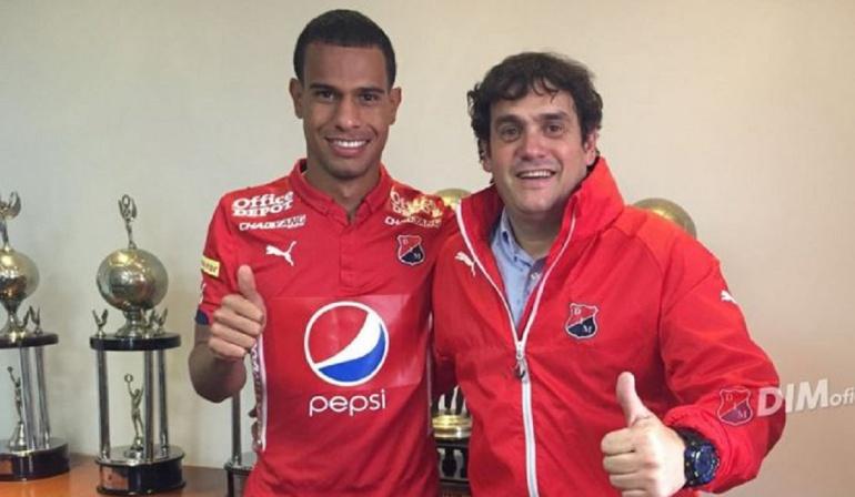 Juan David Cabezas firma finalmente con el Medellín