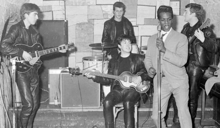 Se cumplen 50 años de la primera actuación de The Beatles en Liverpool