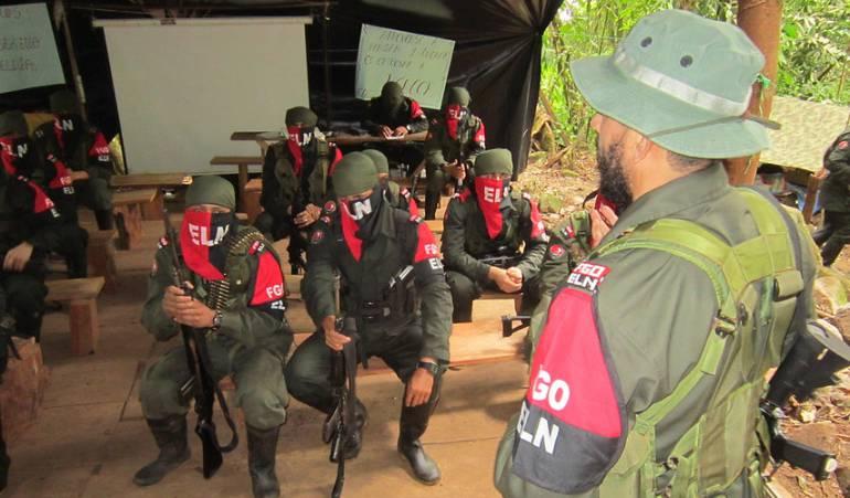 En los primeros dos meses del año el Eln ha realizado 30 ataques en el país: En los primeros dos meses del año el Eln ha realizado 30 ataques en el país