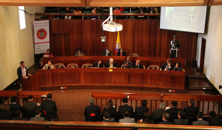 Corte se inhibió en demanda contra el Equilibrio de Poderes: Se salva por ahora la reforma de equilibrio de poderes