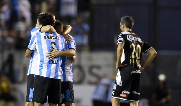 Racing Copa Libertadores: Racing completa el grupo de Boca Juniors, Bolívar y Deportivo Cali