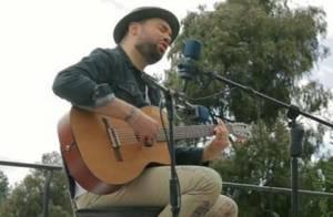 Santiago: 'Aquí me tienes', canta Santiago Cruz a sus fans