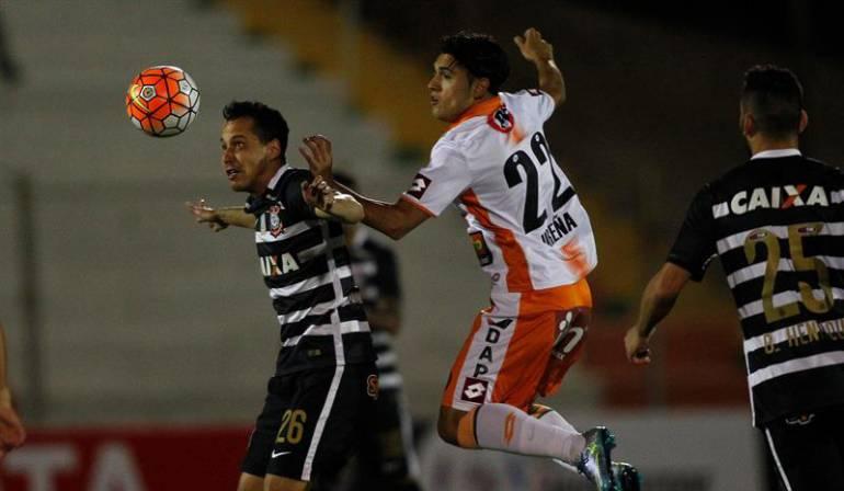 Lesión Jonathan Benitez de Cobresal en Copa libertadores: Impactante lesión de un jugador argentino en Copa Libertadores