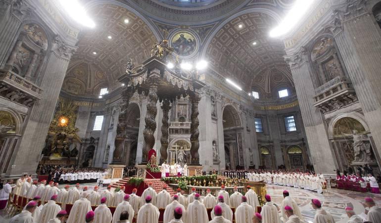 Los Cismas de la Iglesia