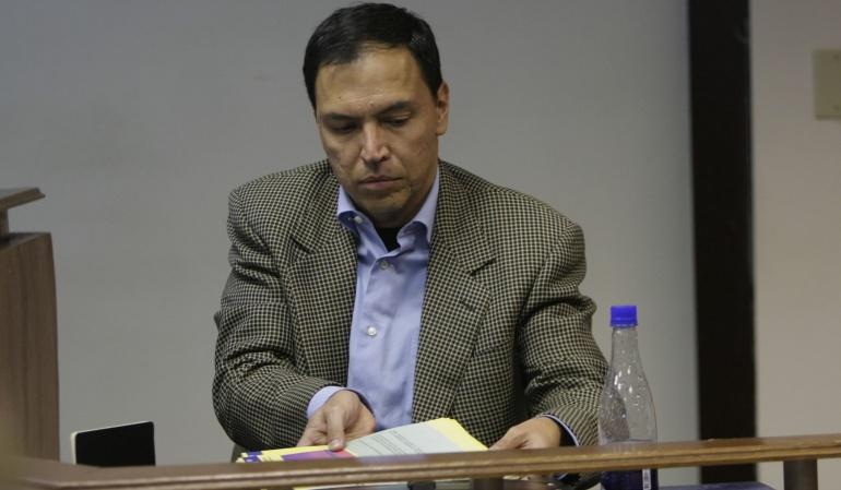 Humberto Rodriguez Mondragón, hijo de Gilberto Rodriguez Orejuela.