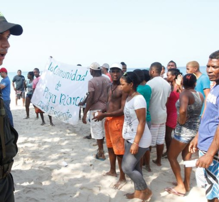 Comerciantes de Isla Barú deberán ser reconocidos como consejo comunitario.