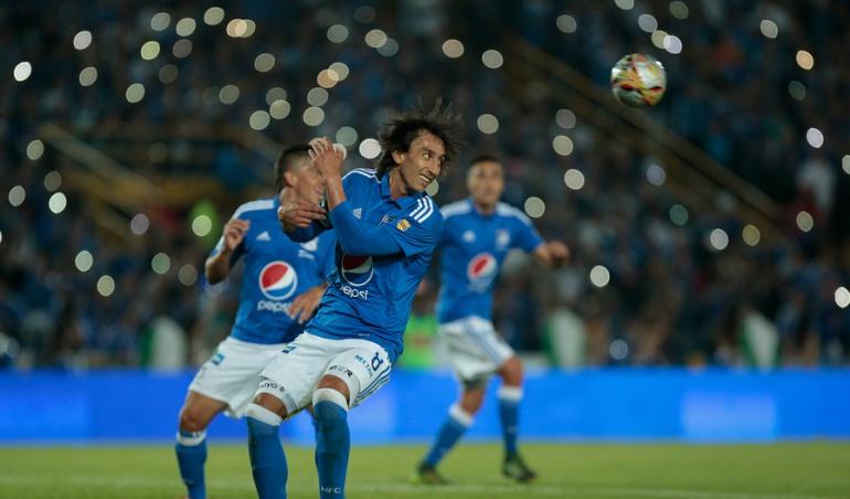 Rionegro Millonarios Liga Águila: Rionegro Águilas frenó en seco a Millonarios y lo derrotó 2-1
